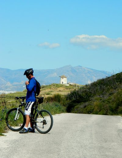 Lefkes Village MTB tour